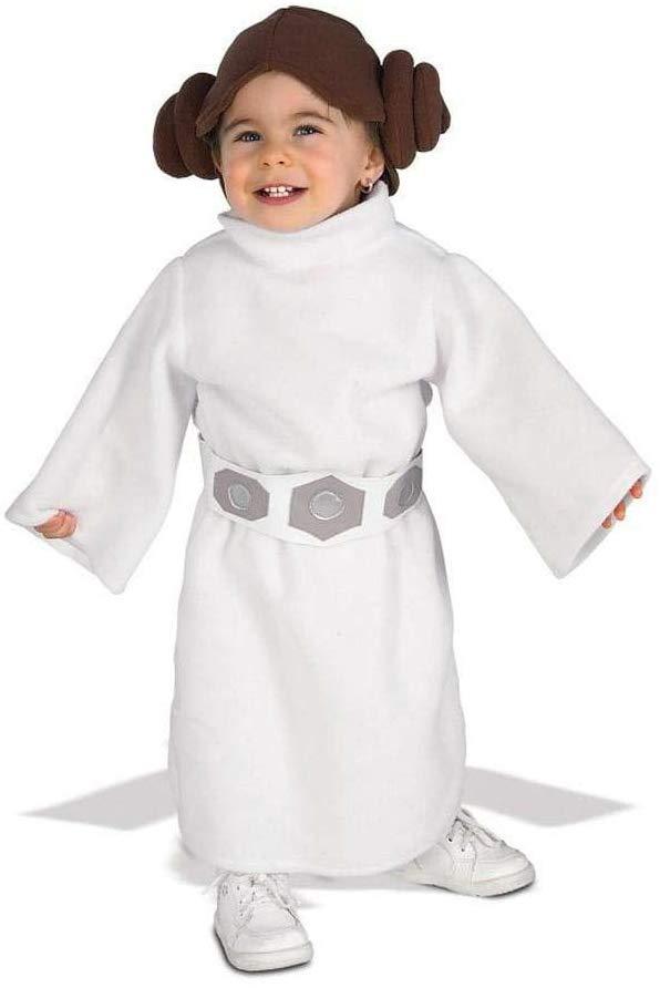 Kostüm Star Wars Prinzessin Leia für Kleinkinder