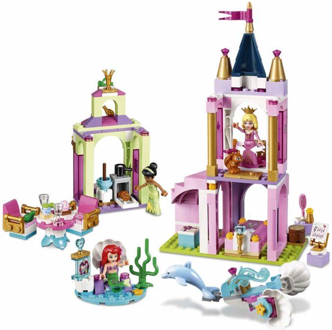 Prinzessinnen Spielset von Lego