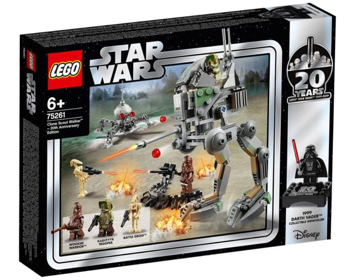 Lego Spielset Star Wars