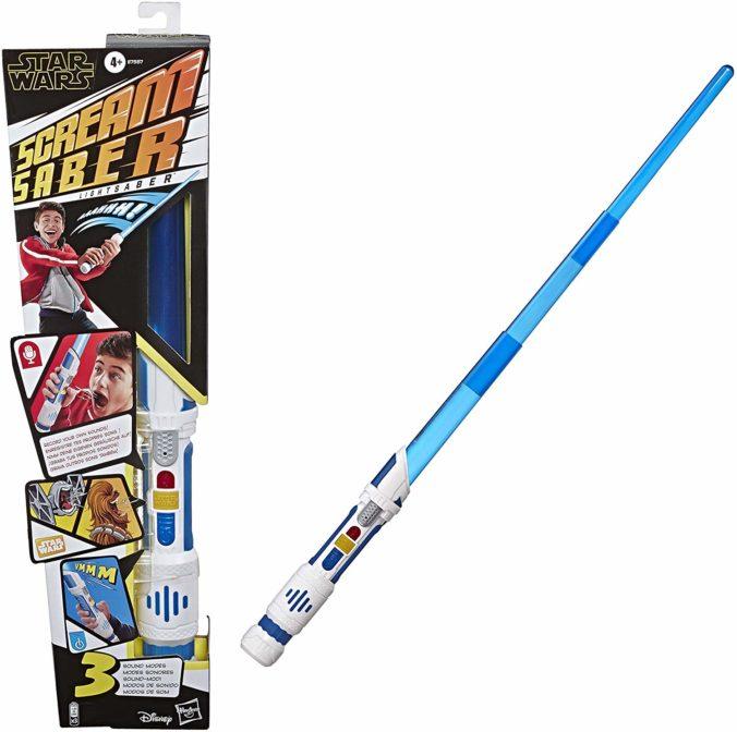 Star Wars Spielzeug Lichtschwert