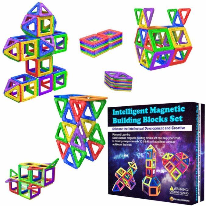 Magnetische Bausteine
