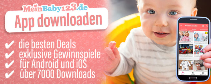 MeinBaby123 App