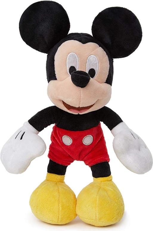 Plüschtier Micky Mouse