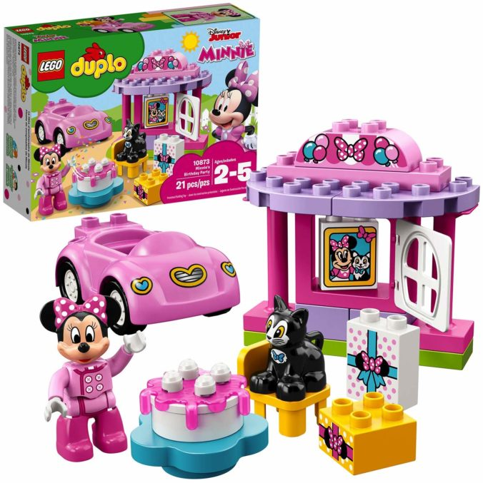 Duplo Set Minnies Geburtstagsparty