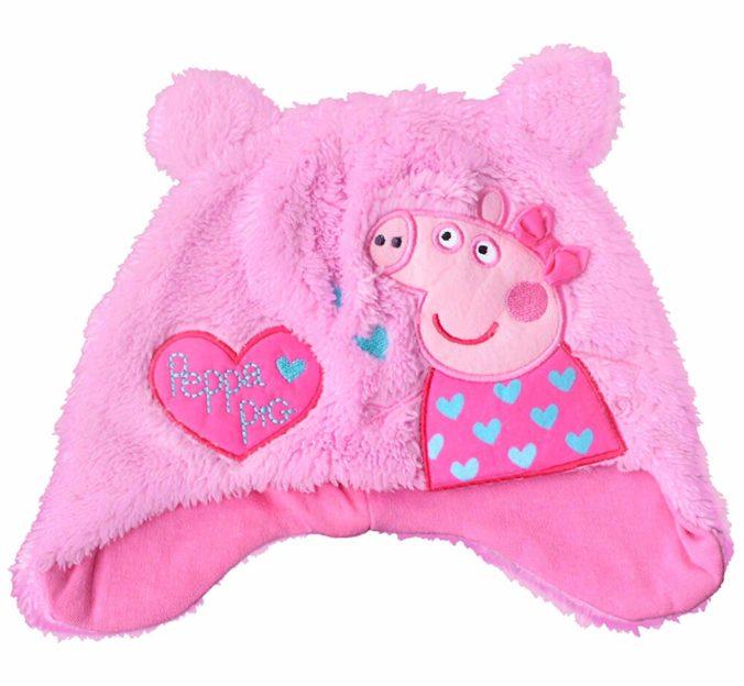 Peppa Mütze für Kinder