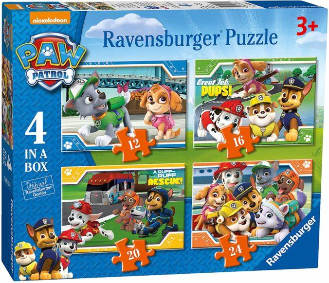 Paw Patrol Puzzle Box