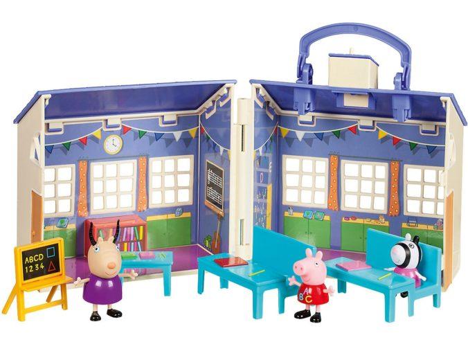 Peppa Wutz Spielzeug Schule