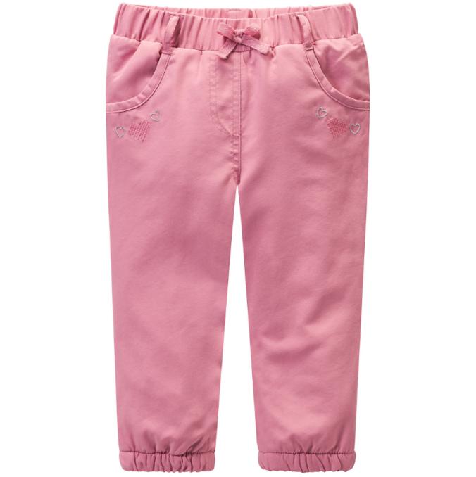 Pinke Thermo Hose für Kleinkinder