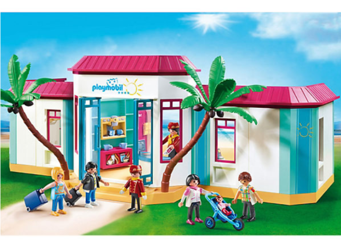 Playmobil Set Ferienhotel