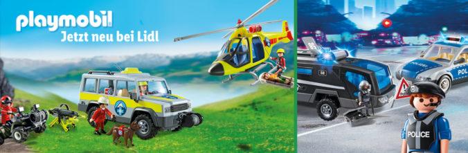 Playmobil Geländewagen Hubschrauber Polizei