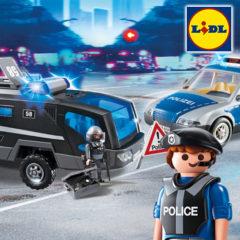 Playmobil Polizeieinsatz