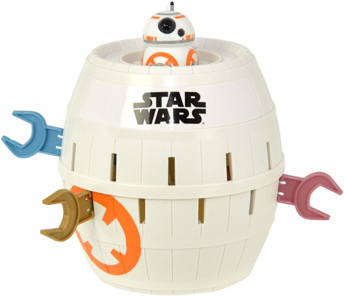 Spielzeug Star Wars Pop Up BB(