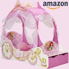 Prinzesinnenbett für Kinder