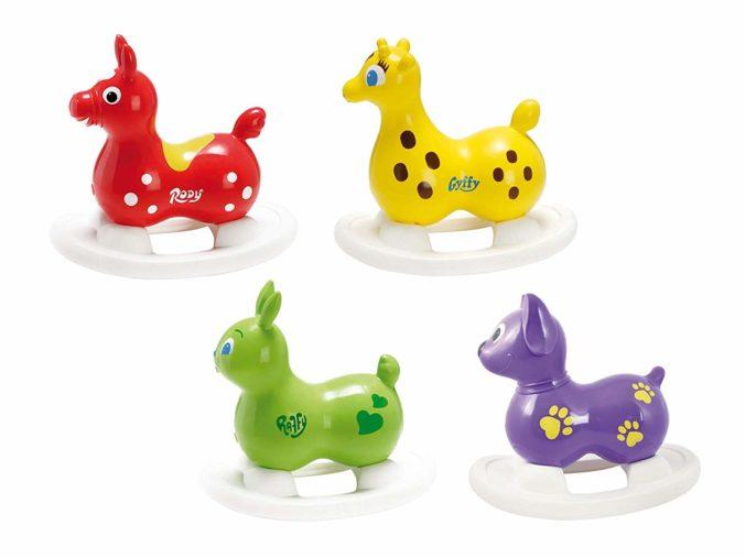 Schaukelwanne mit Giraffe, Pferd, Hund oder Hase