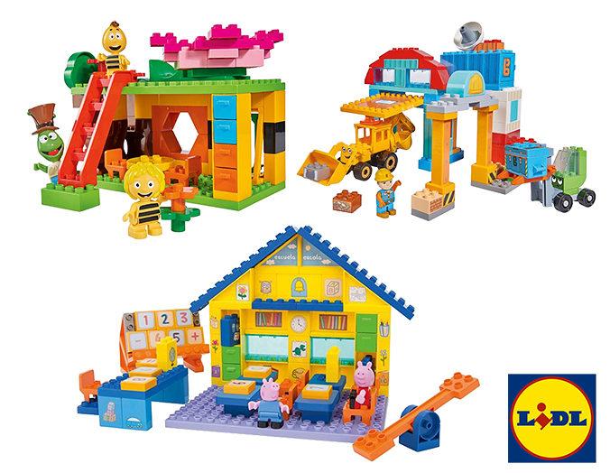 Spielhaus Sets von LIDL