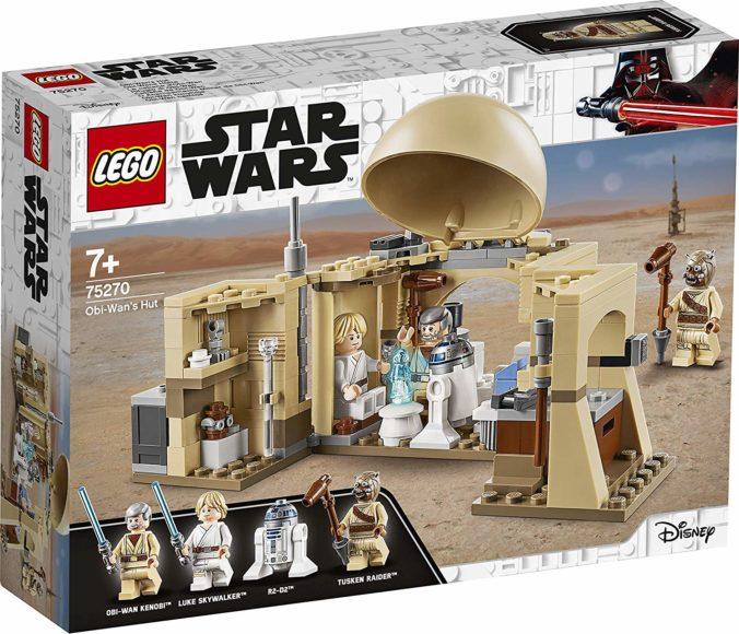 Star Wars Obi wans Hütte