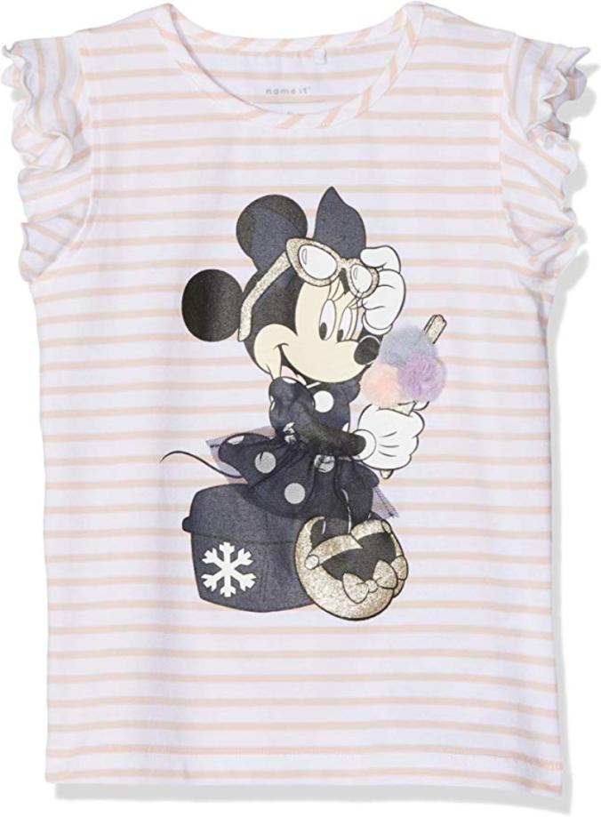 T-Shirt Mini Mouse für Mädchen
