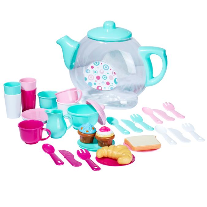 Spiel-Tee-Set für Kinder