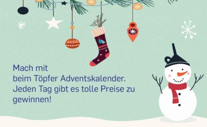 Töpfer Babywelt Adventskalender