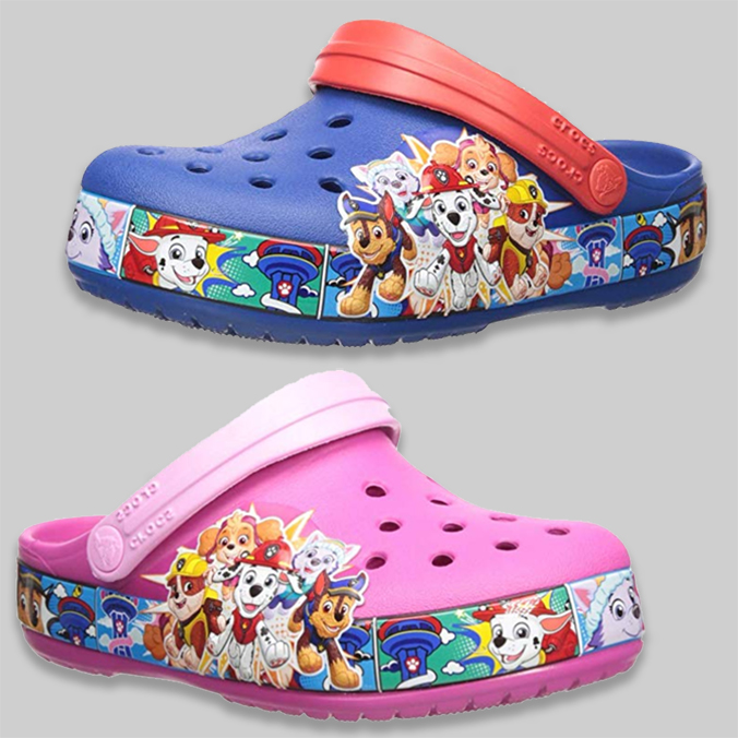 Paw Patrol Crocs für Kinder