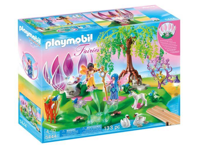 Playmobil Feeninsel mit Edelsteinquelle