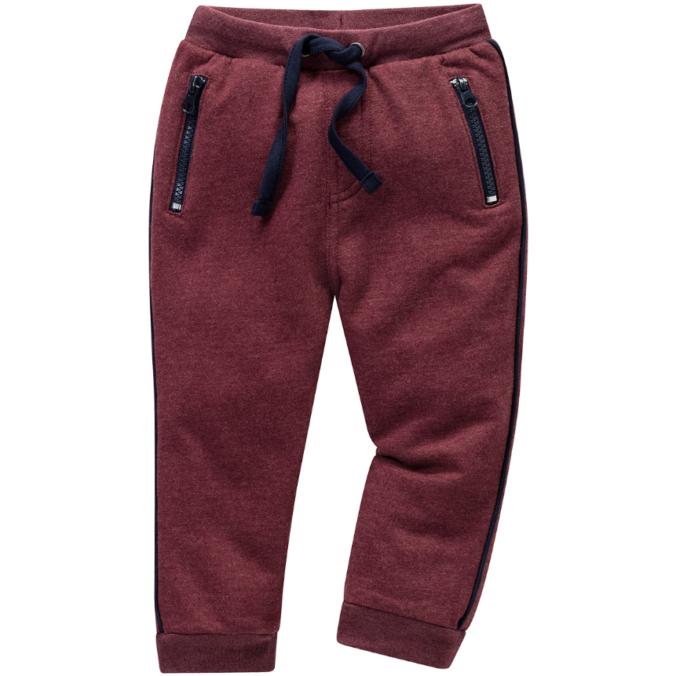 Rote Jogginghose für Babys