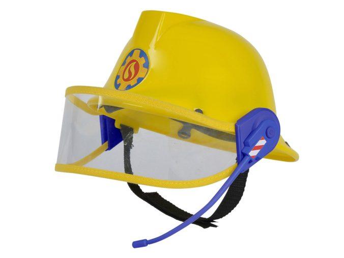 Spielzeughelm für Kinder Feuerwehrmann Sam