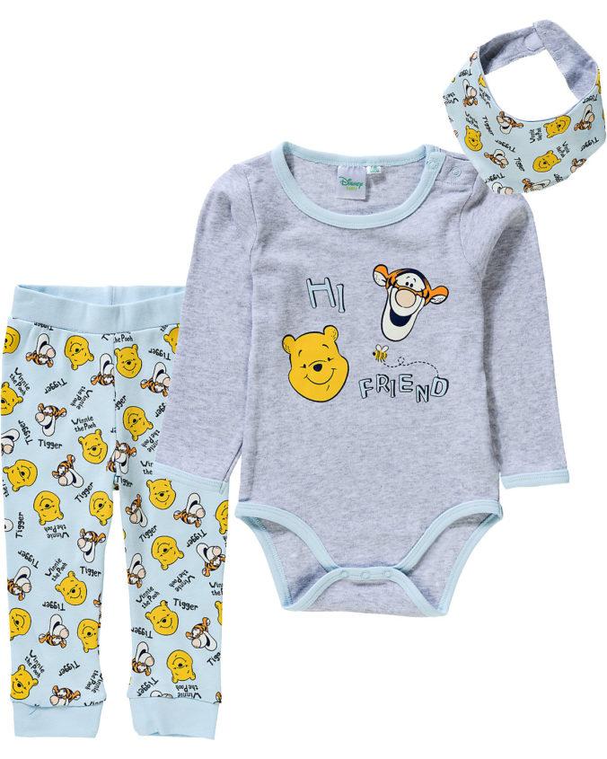 Babykleidung 3er Set Winnie Pooh
