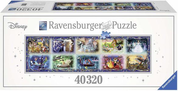 40000 Teile Disney Puzzle von Ravensburger