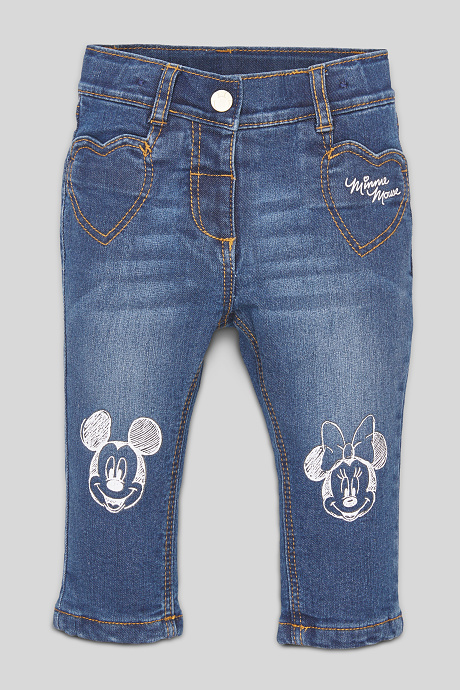 Minnie Mouse Jeans für Kinder