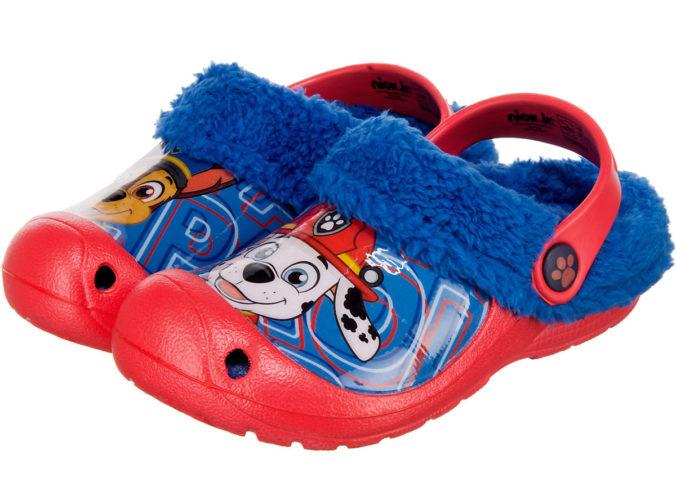 Clogs für Kinder im Paw Patrol Design