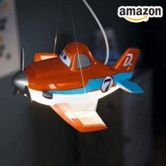 Deckenlampe Flugzeug