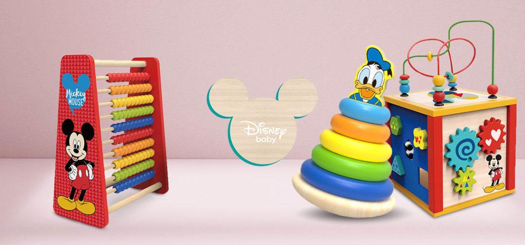 Disney Holzspielzeug