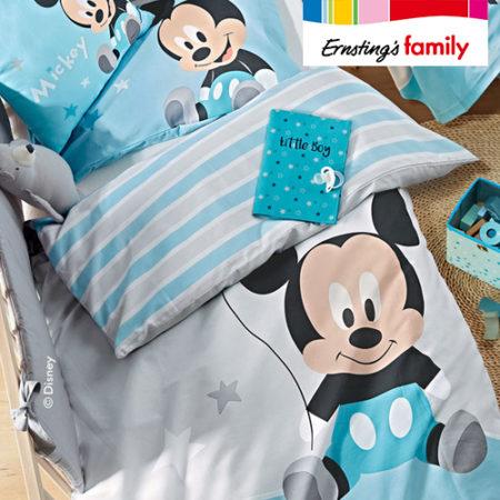 Mickey Mouse Bettwäsche Set