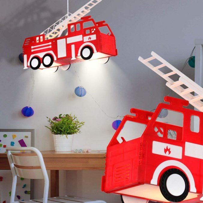 Feuerwehrlampe