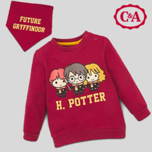 C&A: Harry Potter Bekleidungsset mit 19% Rabatt