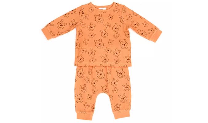 Winnie Puuh - Set aus Shirt und Hose