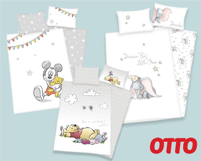 Disneybettwäsche von OTTO