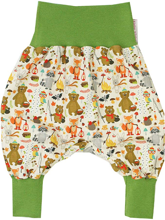 Pumphose für Babys mit Tier-Design