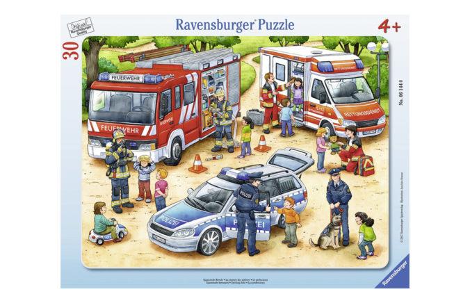 Raensburger für Kinder spannende Berufe