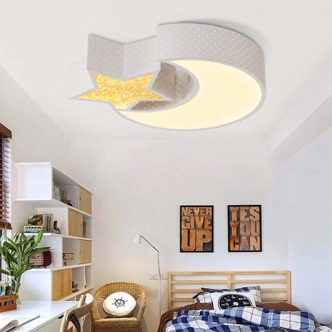 Stern Lampe