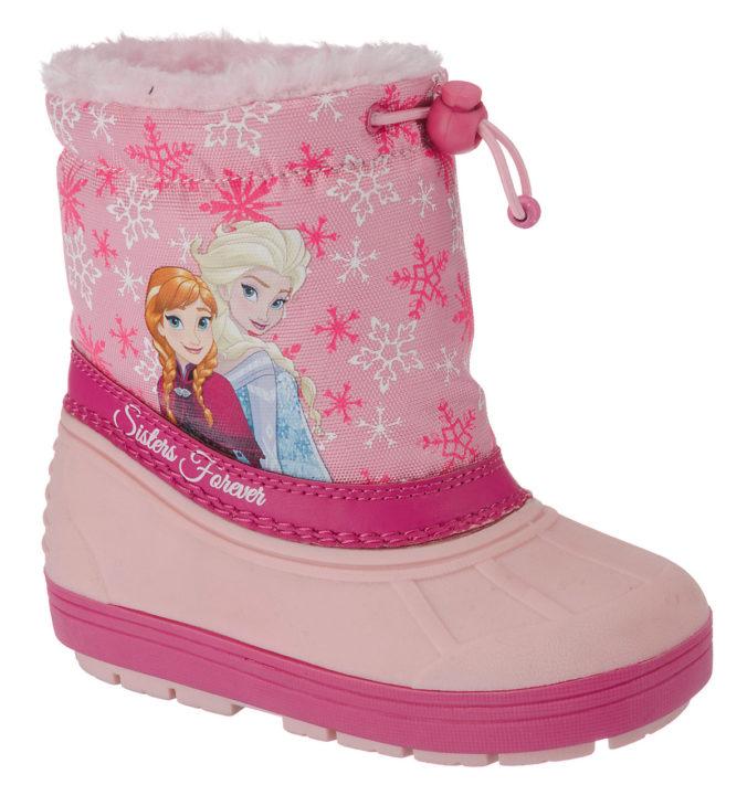 Winterstiefel für Mädchen im Frozen Design