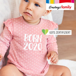 Ernsting's Family: Born in 2020 Babymode ab 5,99€