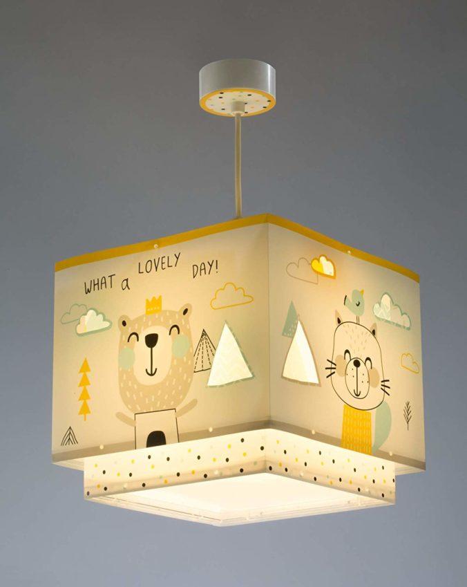 Deckenlampe Bär