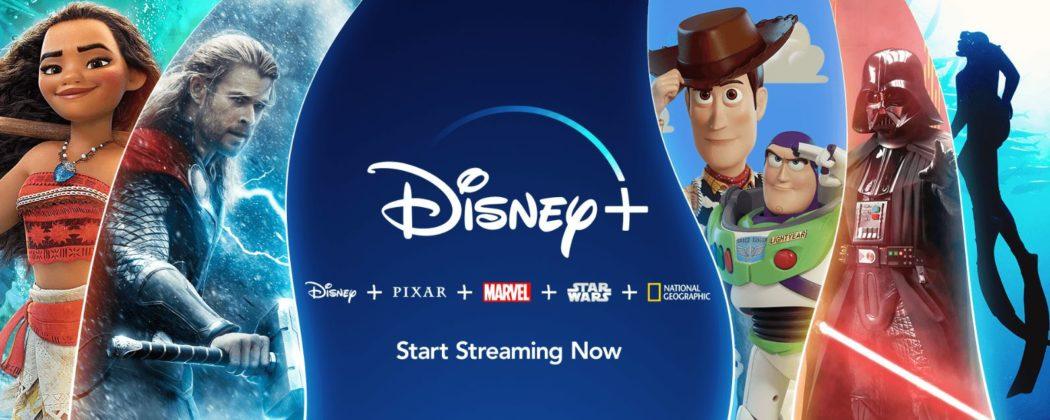 Banner: Disney+ Streamingdienst mit 15% Rabatt