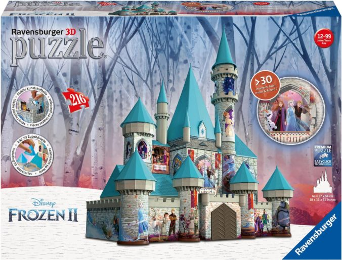 frozen 3D Puzzle