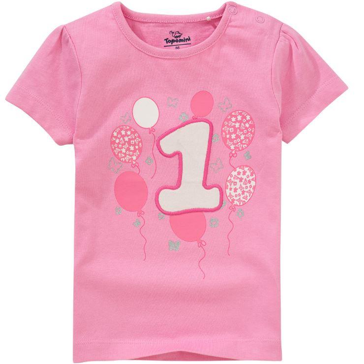 Shirt mit Nummer 1