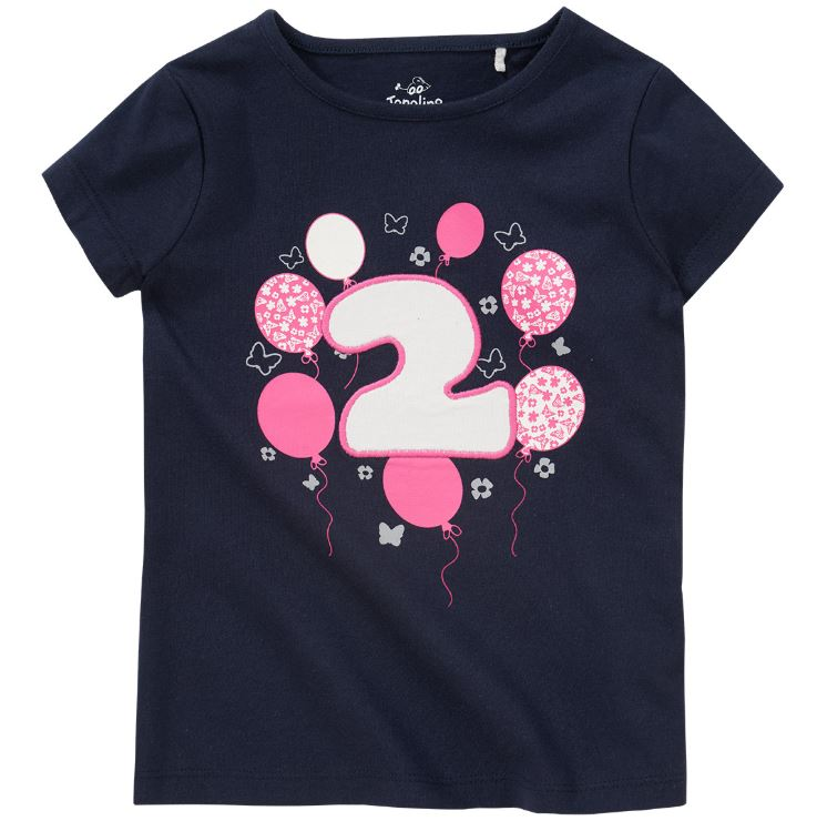 Shirt mit Nummer 2