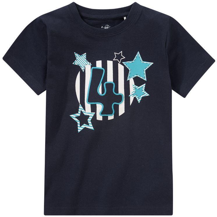 Shirt mit Nummer 4