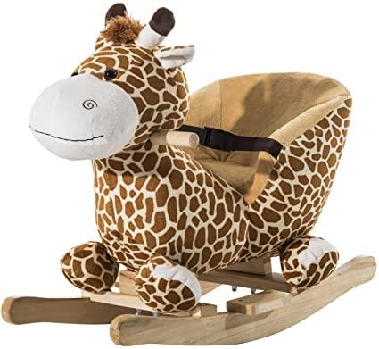 Schaukeltier Giraffe